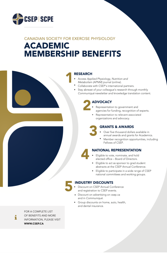 Academic Membership Benefits PDF